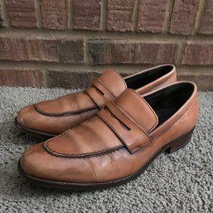 Cole Haan Men's Tan Shoes-